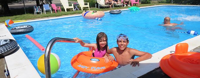 Lake Winnipesaukee Motel Guests