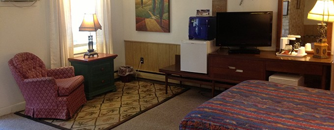 Lake Winnipesaukee Motel Rooms